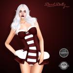 Dead Dollz - Marla Xmas - WeLove GIFT AD