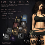 Equinox Stories