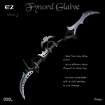 EZ Fynord Glaive
