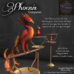_HEXtraordinary_ Phoenix Poster 1024