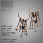 ieQED winter.nipple.rings.HUNT.AD