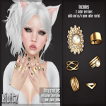 kibitz miry ring set