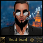-Labyrinth- Beast Beard Advert
