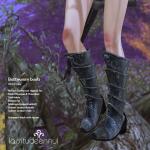 lassitude & ennui Battleworn boots teaser