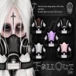 Le Morte - FallOut Mask