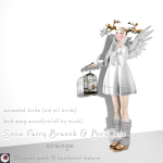 _NAMINOKE_Snow Fairy Orange AD