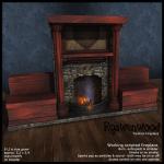 {RW} Tarkhan Fireplace