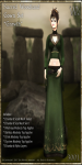 Sacred Woodland Gown Set-Growth_Promotional Art
