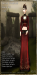 Sacred Woodland Gown Set-Life_Promotional Art