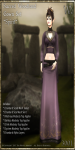 Sacred Woodland Gown Set-Spirit_Promotional Art