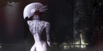 [sYs] ZAKIEL helmet & neck armor + FALLEN tattoo - We _3 RP
