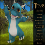 Titans - TheDwagi Teal