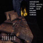 [ zerkalo ] Fenris Daybed AD