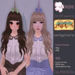 [^.^Ayashi^.^] Lana hair