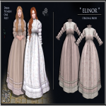 Elinor Outfit Roses - Sweet Lies Original jpg