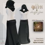 _glYph_ Acolyte vendor green