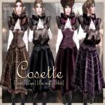 !gO! Cosette - vendor