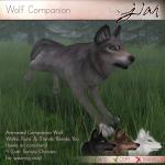 JIAN __ Wolf Companion (1024 AD)
