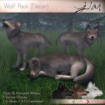 JIAN __ Wolf Pack (1024 AD)