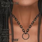 KYGO COLLAR BLACK ADD Cellar Door
