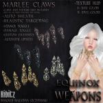 Marlee Claws