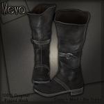 Meva Aster Boots black Vendor