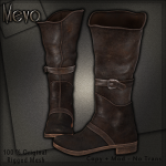 Meva Aster Boots brown Vendor