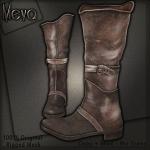 Meva Aster Boots brown2 Vendor