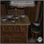 ~_S.E._~ Apothecary Cauldrons Pic