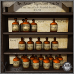 ~_S.E._~ Apothecary Ingredient Bottles Pic