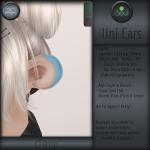 ._Soul_. Catalog Uni Ears - Chimp