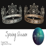 Spring Queen Ad