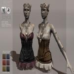 Wicca`s Wardrobe & .Enfant Terrible. - Joyce