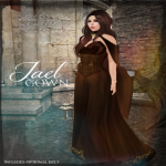 Jael Gown Poster II