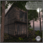 ~_S.E._~ Tiny Rustic Retreat Pic (We _3 March '16)