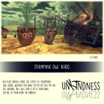 steampunk owl heads-unkindness