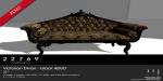 22769 ~ [bauwerk] Victorian Divan Black ADULT [ad]