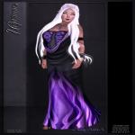 .Arcadia. Nefarious Gown