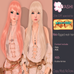 [^.^Ayashi^.^] Nikki hair