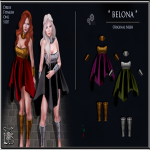 Belona Purple - Green Outfit - Sweet Lies Original jpg