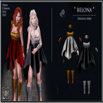 Belona White - Black Outfit - Sweet Lies Original jpg
