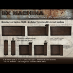 Ex Machina Kensington Wall board