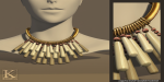 (Kunglers) Sile necklace pearl