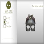 MadPea The Gatherer Mask