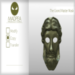 MadPea The Grand Master Mask