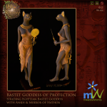 meadowWorks Bastet Goddess WLRP APR 2016