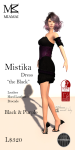 Miamai_MistikaDress the Black_BlackPurple AD