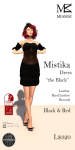 Miamai_MistikaDress the Black_BlackRed AD