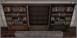~_S.E._~ Scholar's Library - Crowned Bookshelves Pic