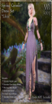 Spring Coronet Gown Set-Lilac_Promotional Art